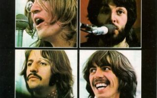 The Beatles — Let It Be 1970 DVDRip