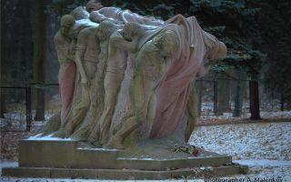 Похороны вождя