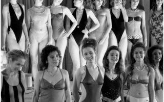 Самый первый конкурс красоты в СССР (26 фото)