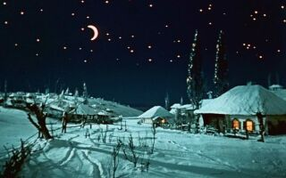 Вечера на хуторе близ Диканьки. (1961)  Смотреть онлайн