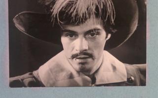 Как Михаил Боярский д'Артаньяном стал. Фотопробы на роль знаменитого гасконца