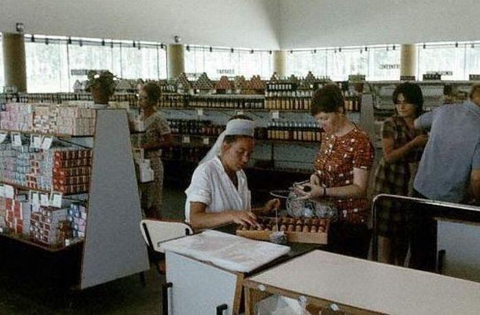 магазин СССР