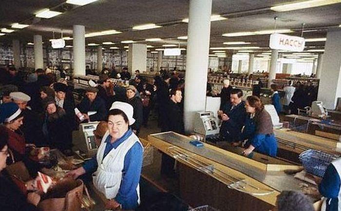 рынок СССР