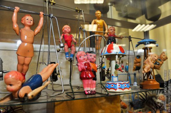 Музей игрушек в Москве