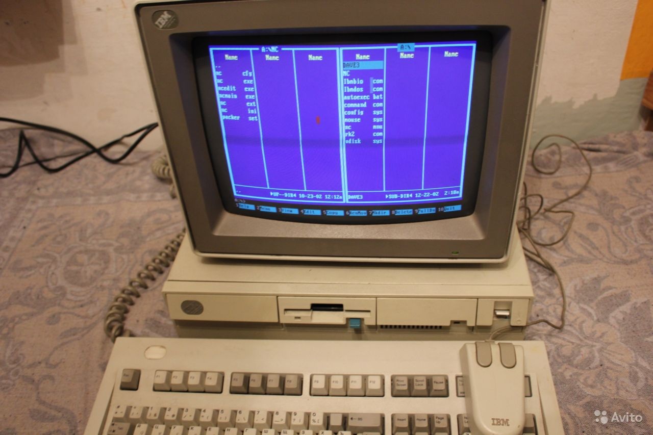 IBM Corp. 1981, 1987