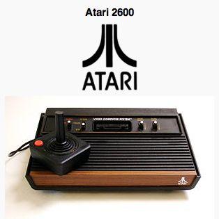 Игровая приставка ATARI