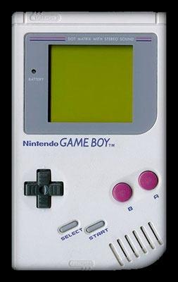 Игровая приставка Game Boy