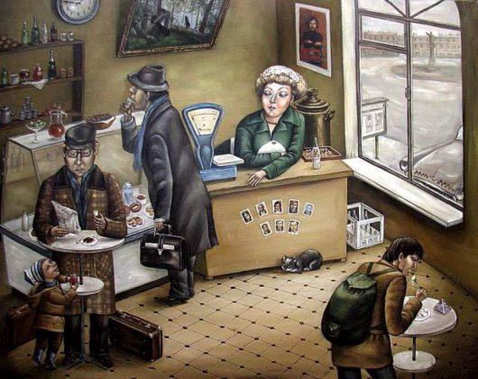 СССР Ностальгия В магазине