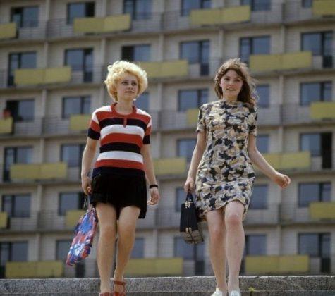 Девушки в СССР