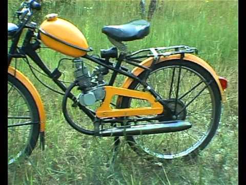 Мопед Рига-7 Дырчик