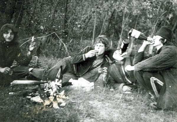 Советская молодежь