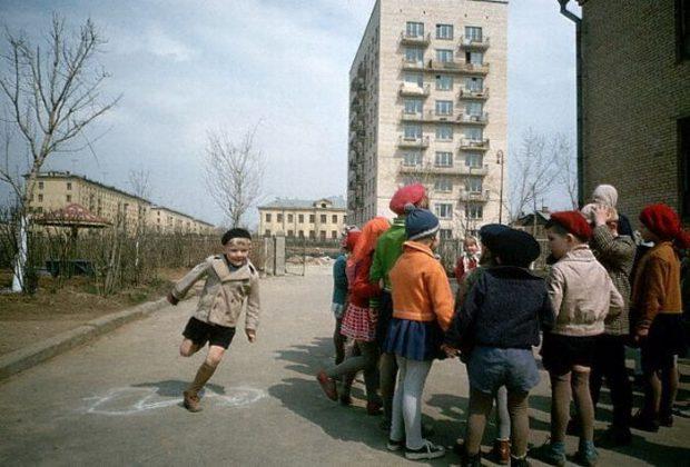Детство 80-е