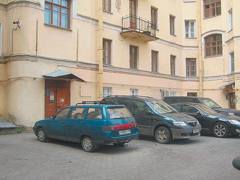 Басков переулок. Дом 12