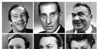 Комедийны актеры СССР
