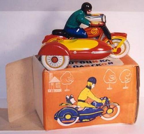 Историческое :: Игрушки из СССР фото 29