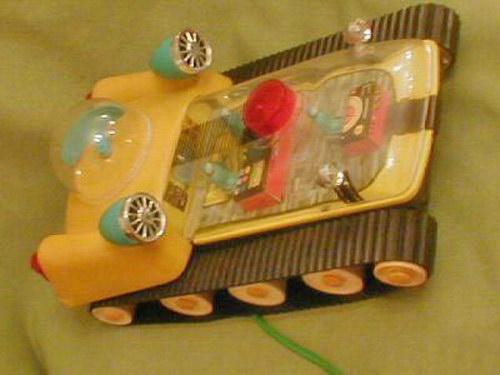 Историческое :: Игрушки из СССР фото 2