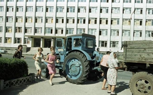 Город Волжский, 1966 год: СССР, факты