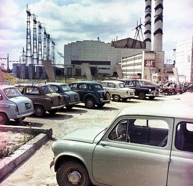 СССР в фотографиях Всеволода Тарасевича СССР, факты