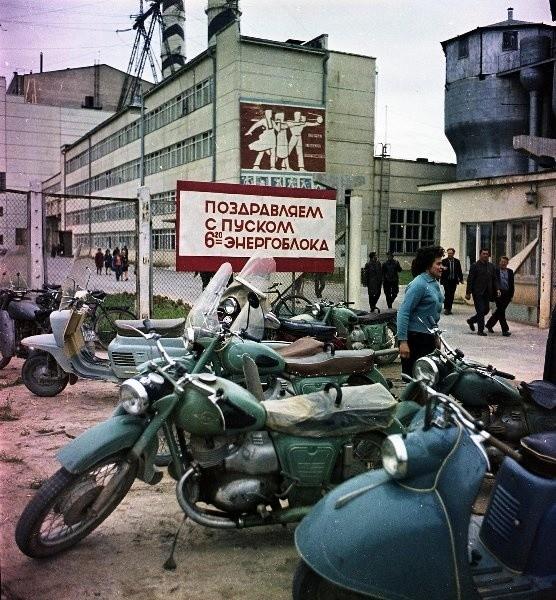 Литва. Город Электренай, 1968 г.: СССР, факты