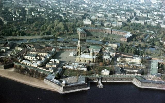 Петропавловская крепость, 1960е: СССР, факты