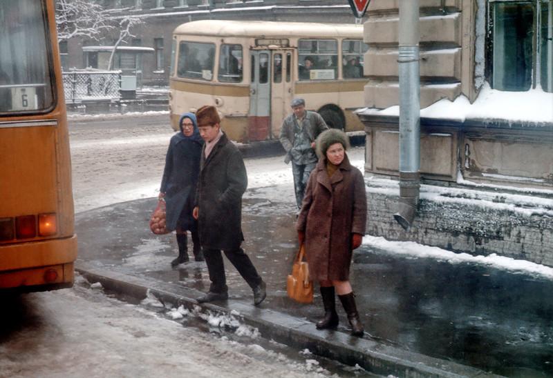 1976 год в цвете. Жизнь в СССР 40 лет назад СССР, советтский союз