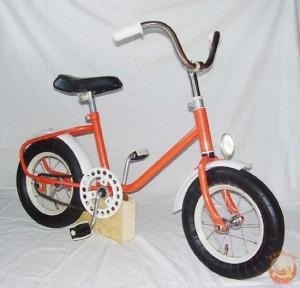 детский велосипед ссср