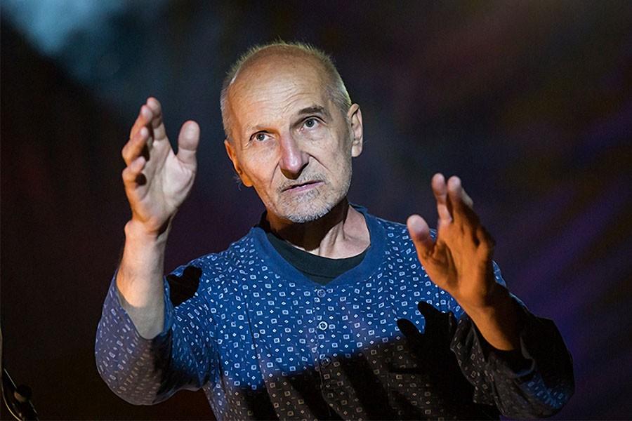Петр Мамонов, 2015 год