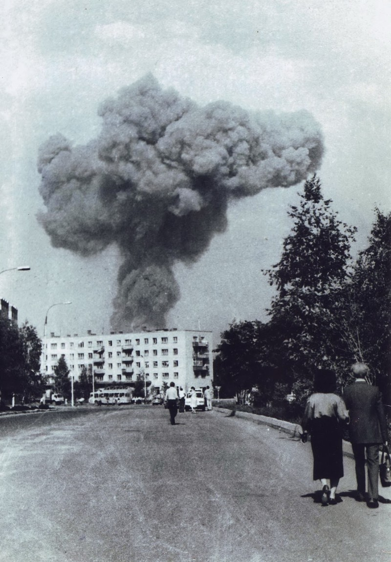 Взрыв в Арзамасе 1988 года предсказанный в календаре СССР, взрыв, истории, предсказание, факты
