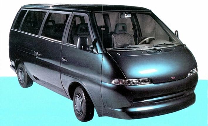 РАФ «Стиль» СССР, концепт, концепт-кар, прототип