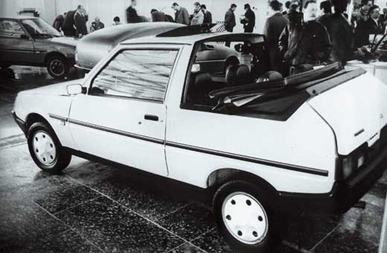 ЗАЗ 1102 «Ландоле» СССР, концепт, концепт-кар, прототип