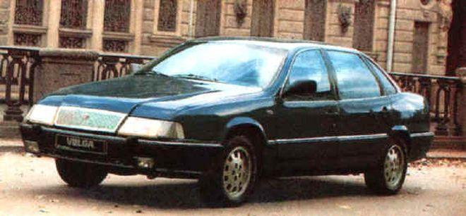 ГАЗ 3105 СССР, концепт, концепт-кар, прототип