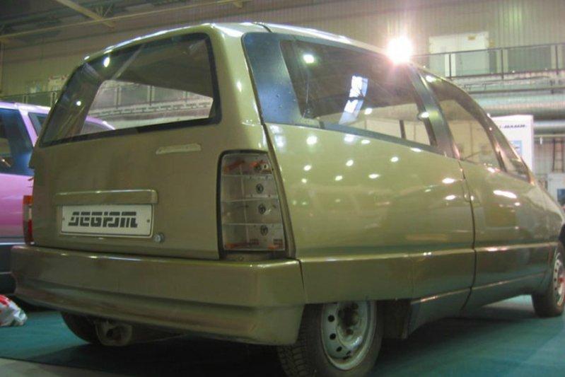 ЗАЗ 1105 СССР, концепт, концепт-кар, прототип