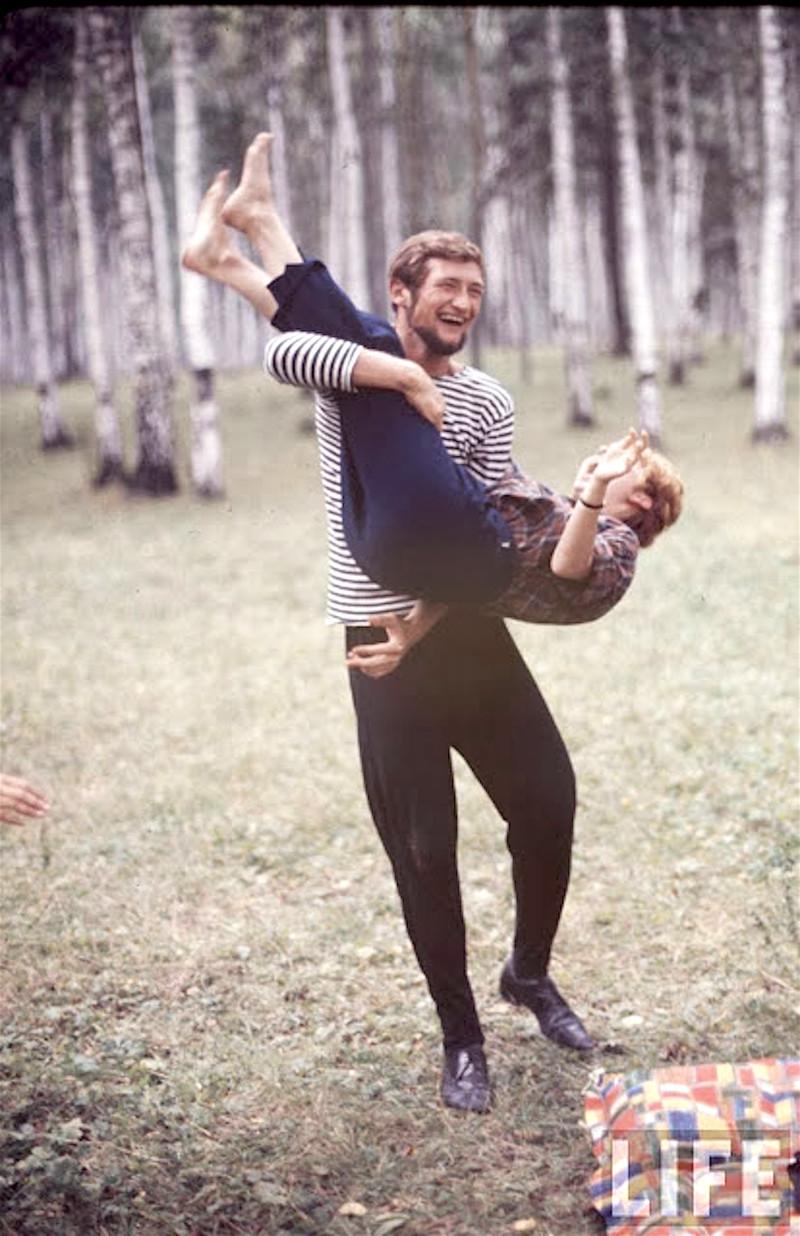 Советская молодежь в объективе Билла Эпприджа life, СССР, советская молодежь