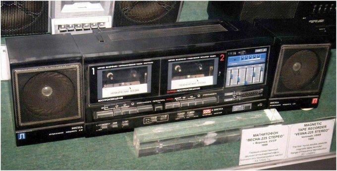 В 80-е их обладатель был невероятно крут СССР, история, магнитофон, факты