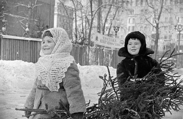 В предвкушении праздника Моменты из прошлого, СССР, детство, ностальгия, подборка