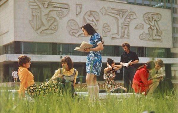 Вступительные экзамены. Абитуриенты 1970-х годов Моменты из прошлого, СССР, детство, ностальгия, подборка