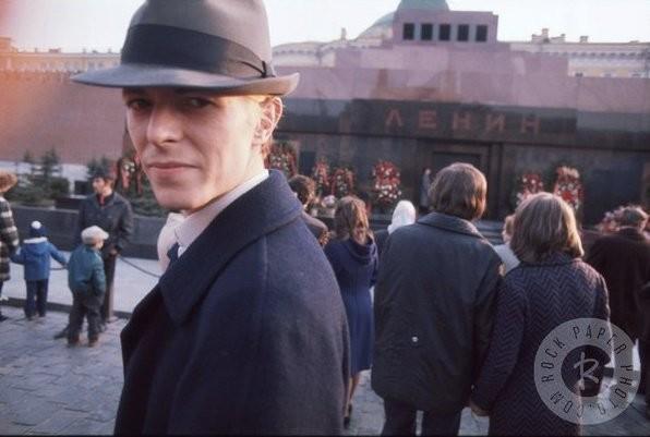Дэвид Боуи в Москве, 1976 год. Моменты из прошлого, СССР, детство, ностальгия, подборка