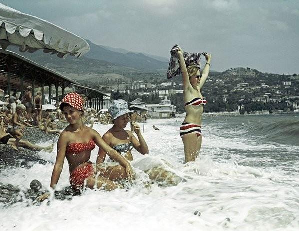 Крым, 1963 год Моменты из прошлого, СССР, детство, ностальгия, подборка